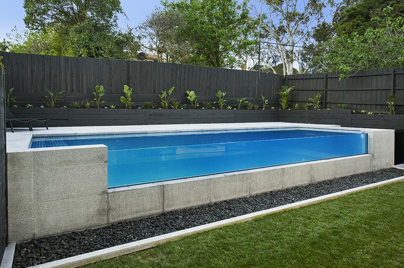 Luxury Pools Croydon Virgon